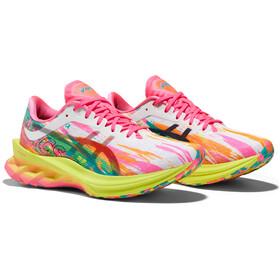 asics Novablast Shoes Women, rosa/amarillo